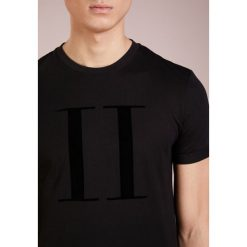 T-shirty męskie z nadrukiem: Les Deux ENCORE  Tshirt z nadrukiem black