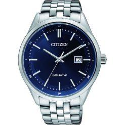 ZEGAREK CITIZEN Sports BM7251-53L. Niebieskie, analogowe zegarki męskie CITIZEN, sztuczne. Za 890,00 zł.