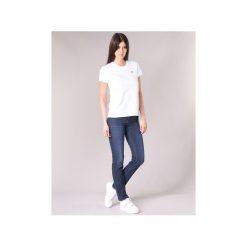 Jeansy straight leg Levis  724 HIGH RISE STRAIGHT. Brązowe jeansy damskie marki Levi's®, z obniżonym stanem. Za 479,00 zł.