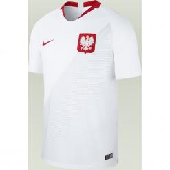 Koszulka Nike Polska WC 2018 H Breathe Stadium (893893-100). Białe koszulki sportowe męskie Nike, m. Za 349,99 zł.