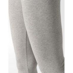Spodnie damskie: Adidas Legginsy damskie szare r. 32 (BK5811)