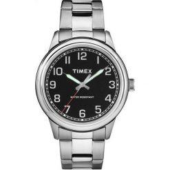 Zegarek Timex Męski TW2R36700 New Elegand srebrny. Szare zegarki męskie Timex, srebrne. Za 233,99 zł.