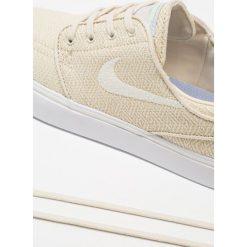 Nike SB ZOOM STEFAN JANOSKI  Tenisówki i Trampki sail/white. Brązowe tenisówki męskie Nike SB, z materiału. Za 349,00 zł.