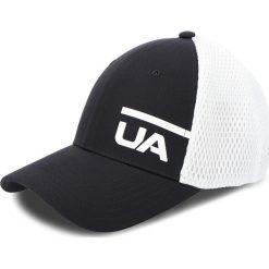 Czapka z daszkiem UNDER ARMOUR - Ua Train Spacer Mesh Cap 1305446-001 Biały Czarny. Białe czapki z daszkiem męskie Under Armour. Za 99,95 zł.