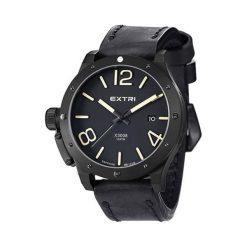 """Zegarki męskie: Zegarek """"X3008B"""" w kolorze czarnym"""