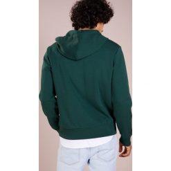 Polo Ralph Lauren DOUBLE TECH Bluza rozpinana college green. Zielone kardigany męskie Polo Ralph Lauren, m, z bawełny. Za 629,00 zł.