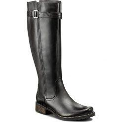 Kozaki SERGIO BARDI - Narni FW127269217DP 101. Czarne buty zimowe damskie Sergio Bardi, z materiału. W wyprzedaży za 269,00 zł.