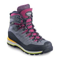 Buty trekkingowe damskie: MEINDL Buty damskie Air Revolution 4.1 Lady szaro-różowe r. 41.5 (3088)