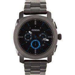 Zegarek FOSSIL - Machine FS4931 Smoke/Gunmetal. Różowe zegarki męskie marki Fossil, szklane. Za 719,00 zł.