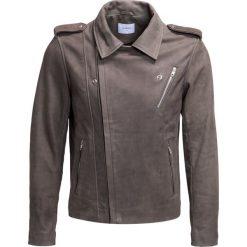 Legends TERENCE Kurtka skórzana light brown. Brązowe kurtki męskie bomber Legends, m, z materiału. W wyprzedaży za 671,60 zł.