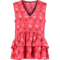Bluzki asymetryczne: Rue de Femme ROSEANE Bluzka red