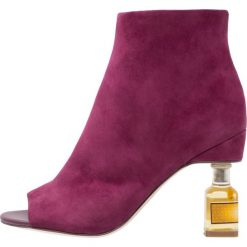 Buty damskie: Katy Perry THE CLAUDIA Botki grape