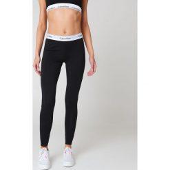 Calvin Klein Spodnie piżamowe Modern Cotton - Black. Czarne piżamy damskie Calvin Klein, s, z dżerseju. Za 185,95 zł.