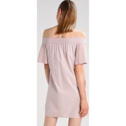 Sukienki hiszpanki: AllSaints Sukienka letnia champagne pink