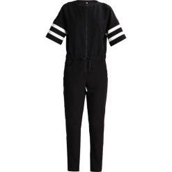 GStar SPORT Kombinezon daek black. Czarne kombinezony damskie G-Star, s, z elastanu, sportowe. W wyprzedaży za 629,85 zł.