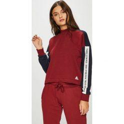 Adidas Performance - Bluza. Czerwone bluzy damskie marki adidas Performance, m. Za 199,90 zł.