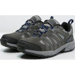 HiTec ALTO II WP Obuwie hikingowe charcoal/cobalt. Szare buty trekkingowe męskie Hi-tec, z gumy, outdoorowe. W wyprzedaży za 216,30 zł.