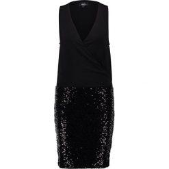 Sukienki hiszpanki: ONLY ONLZILLE  Sukienka koktajlowa black