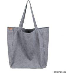 Lazy bag torba grafitowa na zamek / vegan. Szare torebki klasyczne damskie Pakamera, w paski. Za 175,00 zł.