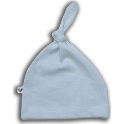 Czapka dziecięca Mint miętowa r. 56 (NOM-04). Zielone czapeczki niemowlęce NANAF ORGANIC. Za 39,71 zł.