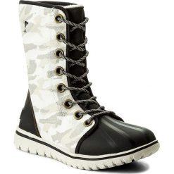 Śniegowce SOREL - 1964 Cozy NL2361 Sea Salt/Elk 125. Białe buty zimowe damskie Sorel, z gumy. W wyprzedaży za 249,00 zł.