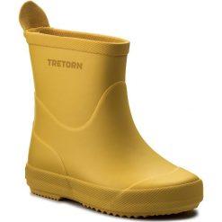 Kalosze dziewczęce: Kalosze TRETORN – 473398 70 Yellow