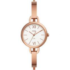 Zegarek FOSSIL - Anette ES4391  Rose Gold/Rose Gold. Różowe zegarki damskie marki Fossil, szklane. Za 589,00 zł.