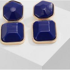 Kolczyki damskie: Kenneth Jay Lane Kolczyki royal blue