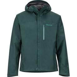 """Kurtka funkcyjna """"Minimalist"""" w kolorze zielonym. Zielone kurtki męskie skórzane marki Marmot, m. W wyprzedaży za 523,95 zł."""