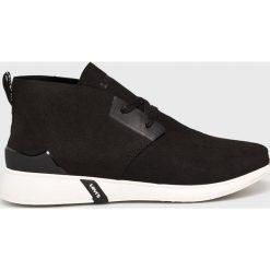 Levi's - Buty Black Tab Desert. Czarne buty skate męskie marki Levi's®, z gumy, na sznurówki. Za 369,90 zł.