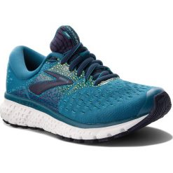 Buty BROOKS - Glycerin 16 120278 1B 448 Blue/Navy/Nightlife. Niebieskie buty do biegania damskie Brooks, z materiału. W wyprzedaży za 459,00 zł.