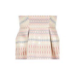 Sukienki krótkie BCBGeneration  COLOMBE. Szare sukienki mini marki BCBGeneration, z krótkim rękawem. Za 487,20 zł.