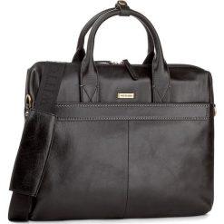 Torba na laptopa WITTCHEN - 85-3U-514-1 Czarny. Czarne plecaki męskie marki Wittchen. W wyprzedaży za 499,00 zł.