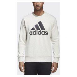 Bejsbolówki męskie: Adidas Bluza męska Essentials Big Logo szara r. L (CD6276)