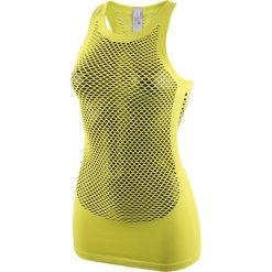 Bluzki sportowe damskie: koszulka sportowa damska Stella McCartney ADIDAS STUDIO SEAMLESS MESH TANK / AH8248