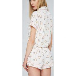 Chelsea Peers - Piżama. Szare piżamy damskie Chelsea Peers, l, z dzianiny. W wyprzedaży za 99,90 zł.