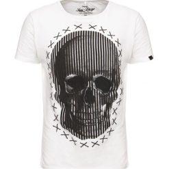 T-shirty męskie z nadrukiem: Key Largo ZOOM Tshirt z nadrukiem offwhite