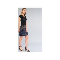 Sukienki krótkie Desigual  MELODOR. Sukienki małe czarne marki Desigual, m, z krótkim rękawem. Za 279,30 zł.