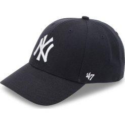 Czapka z daszkiem 47 BRAND - New York Yankees 47 B-MVP17WBV-HM Granatowy. Niebieskie czapki z daszkiem damskie 47 Brand, z materiału. Za 89,00 zł.