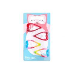 Donegal DONEGAL SPINKA do włosów Tiny Heart (FA-5563) 3.5cm  1 op.-4szt - 275563-FA. Szare ozdoby do włosów Donegal. Za 6,43 zł.