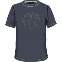 IGUANA Koszulka męska Lanre Ombre Blue r. S. Brązowe t-shirty męskie marki IGUANA, s. Za 79,99 zł.