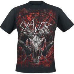 Slayer Mongo Goat T-Shirt czarny. Czarne t-shirty męskie z nadrukiem marki Slayer, m, z dekoltem na plecach. Za 79,90 zł.