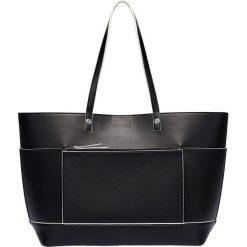 Fiorelli - Torebka Bucket. Brązowe torebki klasyczne damskie marki Fiorelli, z materiału, duże. W wyprzedaży za 219,90 zł.
