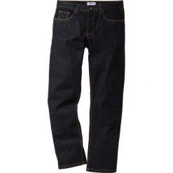 Dżinsy Regular Fit Straight bonprix czarny. Niebieskie jeansy męskie regular marki House. Za 74,99 zł.
