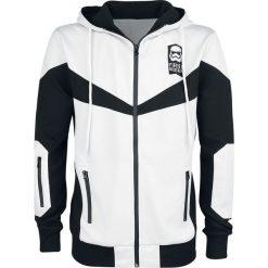 Star Wars Episode 7 - Das Erwachen der Macht - First Order - Stormtrooper - FN-2187 Bluza dresowa biały/czarny. Białe bluzy dresowe męskie Star Wars, xxl, z motywem z bajki. Za 164,90 zł.