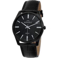 Biżuteria i zegarki męskie: Zegarek Bisset Męski BSCE55 BIBX 05BX Klasyczny czarny