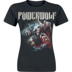 Powerwolf The Sacrament Of Sin Koszulka damska czarny. Czarne bluzki asymetryczne Powerwolf, l. Za 74,90 zł.