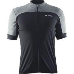 Craft Koszulka rowerowa męska Balance Jersey czarno-szara r. S (1905007-9975). Białe odzież rowerowa męska marki Craft, m. Za 135,30 zł.