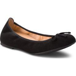 Baleriny UNISA - Acor F18 Ks Black Ksde Ss. Czarne baleriny damskie zamszowe marki Unisa. W wyprzedaży za 229,00 zł.