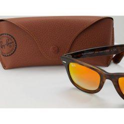 RayBan WAYFARER Okulary przeciwsłoneczne havana. Brązowe okulary przeciwsłoneczne damskie aviatory Ray-Ban. Za 679,00 zł.